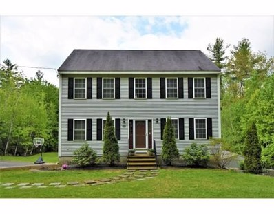 136 Jewett Hill Rd, Ashby, MA 01431 - #: 72510567