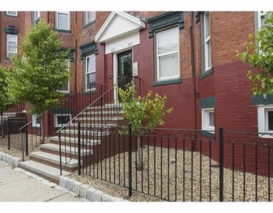 82 Shepton Street UNIT 3, Boston, MA 02124 - #: 72510737