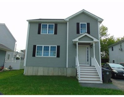 16 Evelyn\'s Way, Fall River, MA 02724 - #: 72510864