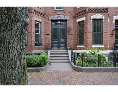 25 Claremont Park, Boston, MA 02118 - #: 72511012