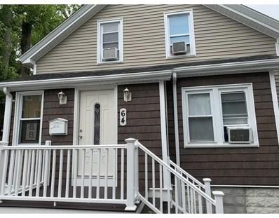 64 Chancery, New Bedford, MA 02740 - #: 72511499