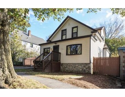 22 Bedford Ave., Worcester, MA 01604 - #: 72511741