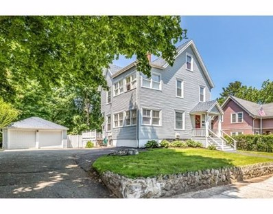 1058 Main St UNIT 1, Melrose, MA 02176 - #: 72512458