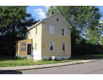 54 Queen St, Springfield, MA 01109 - #: 72512520