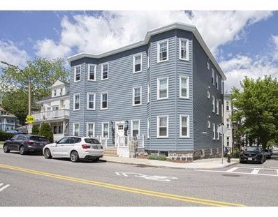332 Ashmont Street UNIT 5, Boston, MA 02124 - #: 72512546