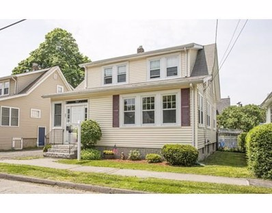 37 Campbell Street, Quincy, MA 02169 - #: 72513677