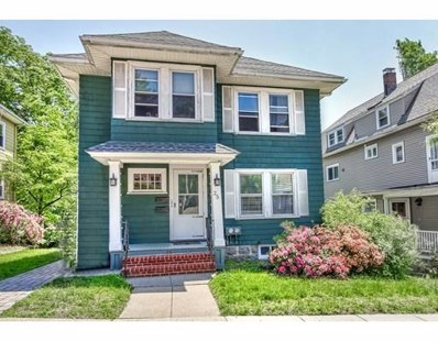 25 Edgemont St UNIT 1, Boston, MA 02131 - #: 72513693