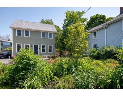 52 Cedar Street UNIT 52, Cambridge, MA 02140 - #: 72513783