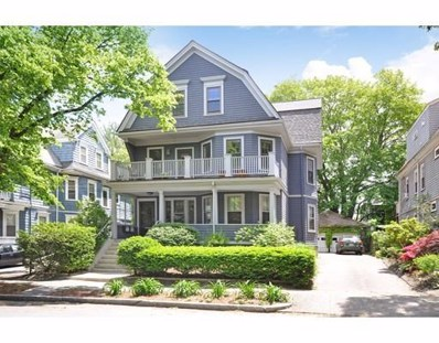 21 Trowbridge St UNIT 1, Arlington, MA 02474 - #: 72514012