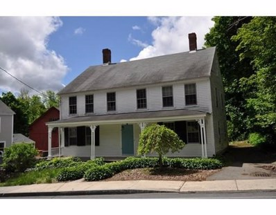 39 Hubbardston Road, Princeton, MA 01541 - #: 72514162