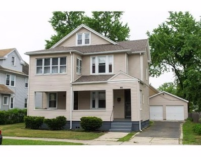 128 Middlesex St, Springfield, MA 01109 - #: 72514526