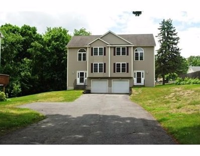 106 Manchester St UNIT 106, Leominster, MA 01453 - #: 72514554