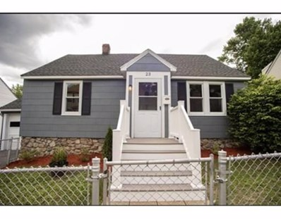23 Superior Road, Worcester, MA 01604 - #: 72515163