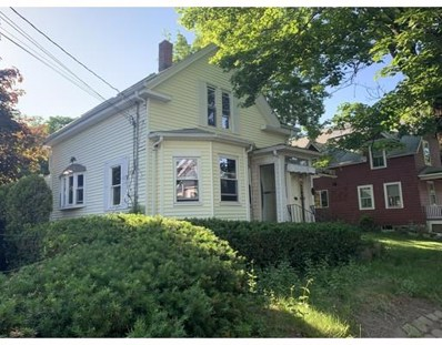 34 Marion St, Natick, MA 01760 - #: 72515555