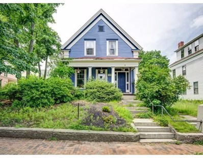 11 Oxford Street, Worcester, MA 01609 - #: 72515567