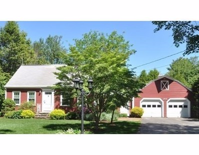 184 West St, Paxton, MA 01612 - #: 72515653