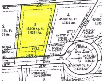 Lot 3 Willow Tree Lane, Charlton, MA 01507 - #: 72515964