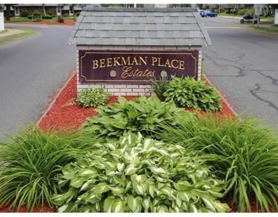 4 Beekman Drive UNIT 4, Agawam, MA 01001 - #: 72516281