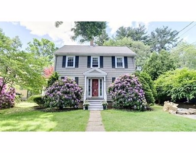 9 Stearns Rd, Wellesley, MA 02482 - #: 72516351