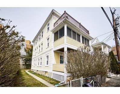 22 Tafthill Terrace UNIT 2, Boston, MA 02131 - #: 72517287