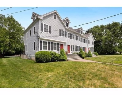 132 Howe St UNIT D, Natick, MA 01760 - #: 72517508