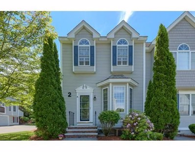 38 Tarbell Street UNIT 2A, Pepperell, MA 01463 - #: 72517585