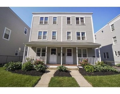 22-B Mount Vernon St UNIT 22B, Boston, MA 02125 - #: 72517597