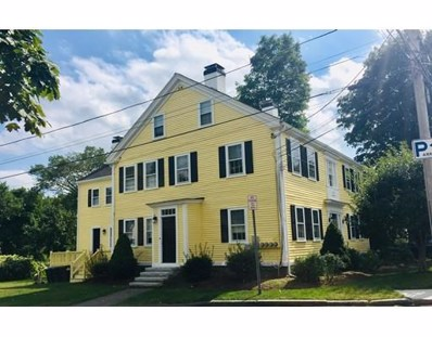 37 Main UNIT 3, Topsfield, MA 01983 - #: 72517630