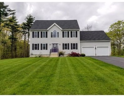 160 Bergeron Way, Stoughton, MA 02072 - #: 72518008