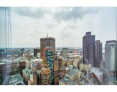 1 Franklin St UNIT 3905, Boston, MA 02110 - #: 72519753
