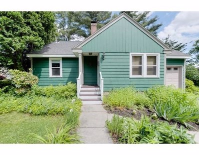109 Monadnock Road, Worcester, MA 01609 - #: 72519948