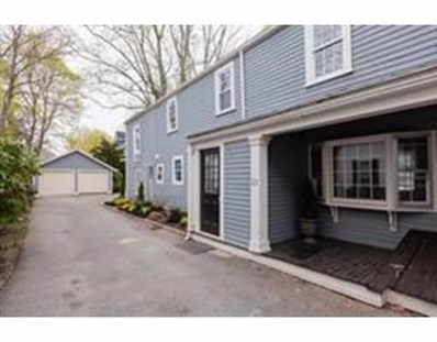 22 Church Street UNIT 22, Dedham, MA 02026 - #: 72520137