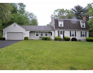 41 Brook Hollow Dr, Ludlow, MA 01056 - #: 72520160