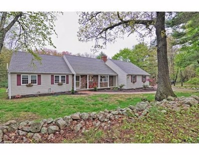 43 Fairway Ln, Foxboro, MA 02035 - #: 72520425