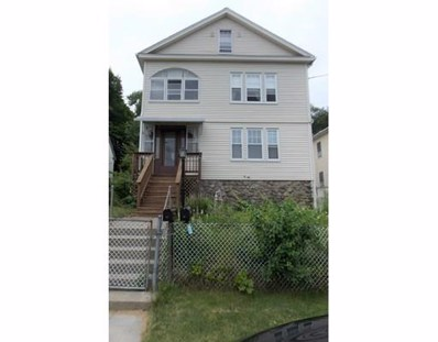 24 Carlstad St, Worcester, MA 01607 - #: 72520449