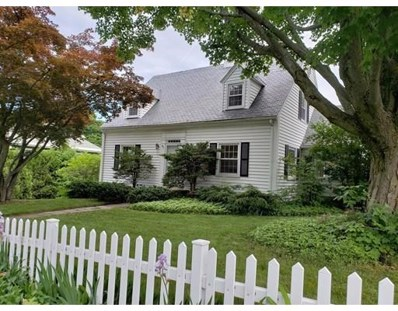 76 Forest Street, Worcester, MA 01609 - #: 72520688