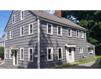 13 Franklin St UNIT 13, Newburyport, MA 01950 - #: 72520707