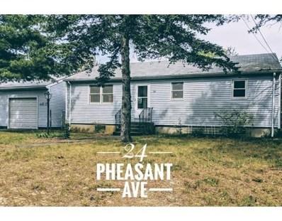 24 Pheasant Ave, Wareham, MA 02571 - #: 72520740
