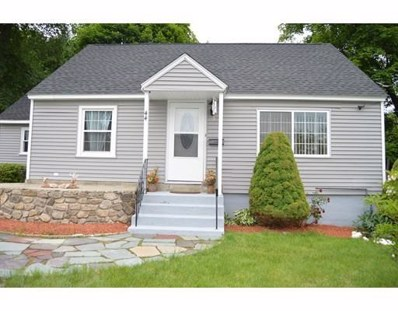 44 Colby Ave, Worcester, MA 01605 - #: 72521015