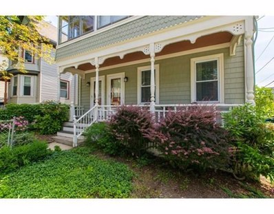 17 Laurel Street UNIT 1, Somerville, MA 02143 - #: 72521267