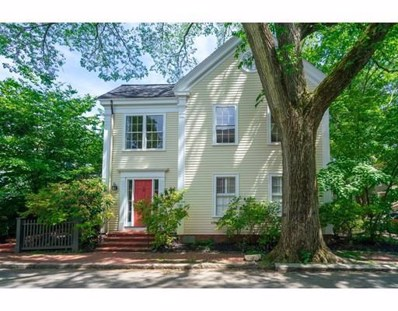 20 Brown St, Cambridge, MA 02138 - #: 72521367