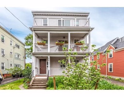 24 Cameron Ave UNIT 2, Cambridge, MA 02140 - #: 72521490