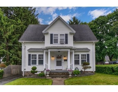 25 Falmouth St, Worcester, MA 01607 - #: 72521592