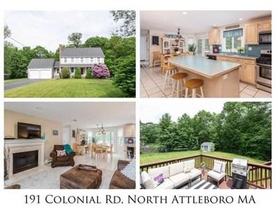 191 Colonial Road, North Attleboro, MA 02760 - #: 72521642