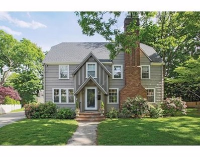 17 Glastonbury Oval, Newton, MA 02468 - #: 72521871