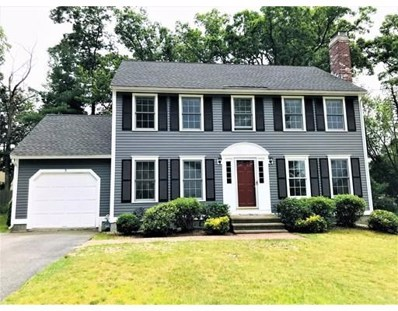 5 Stonegate Rd UNIT 3, Chelmsford, MA 01824 - #: 72522140