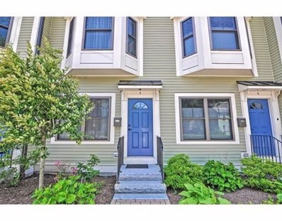 160 Green St UNIT 3, Melrose, MA 02176 - #: 72522141