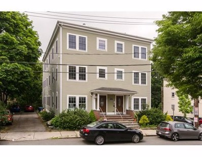 104 Woodstock Street UNIT 3, Somerville, MA 02144 - #: 72522294