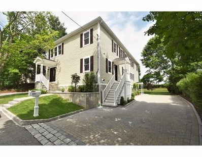 17 Reed Street UNIT 1, Arlington, MA 02474 - #: 72522418