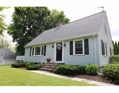 2 Winter Hill Dr, Worcester, MA 01605 - #: 72522451